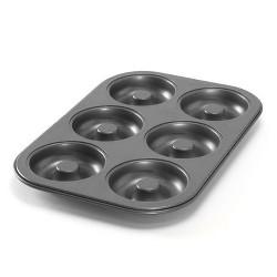 Nordic Ware Silver Donut Pan
