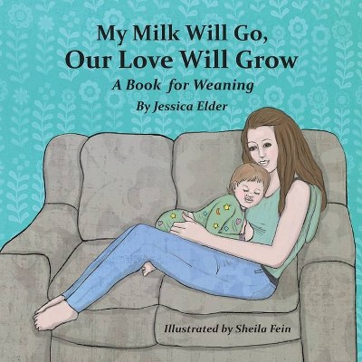 My Milk Will Go, Our Love Will Grow - by Jessica Elder (Paperback)