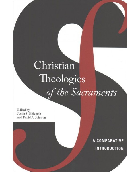 Christian Theologies of the Sacraments : A Comparative Introduction (Paperback) (Justin S. Holcomb & - image 1 of 1
