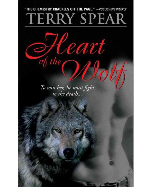Heart of the Wolf (Paperback) (Terry Spear) - image 1 of 1