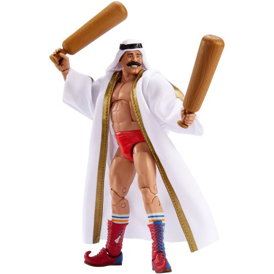 WWE RetroFest Iron Sheik, action figures image number null