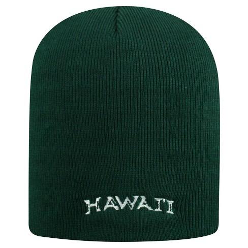 cf90e5922cb4d NCAA Hawaii Rainbow Warriors Beanie Hat   Target