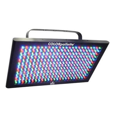CHAUVET DJ COLORpalette LED RGB Wash Light Panel for Professional DJ Light Shows