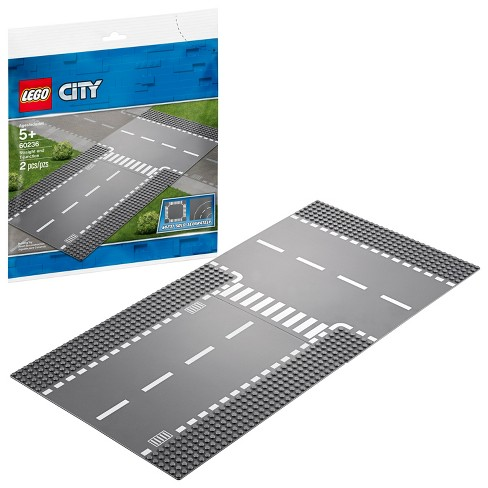 LEGO City Straight and T-junction 60236 - image 1 of 4