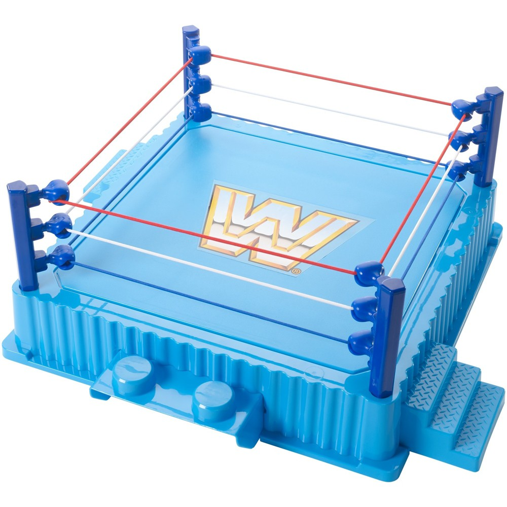 Wwe Official Retro Ring, Action Figures