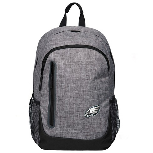 sports shoes f3116 d4ca9 NFL Philadelphia Eagles Forever Collectibles - Heather Grey Bold Color  Backpack