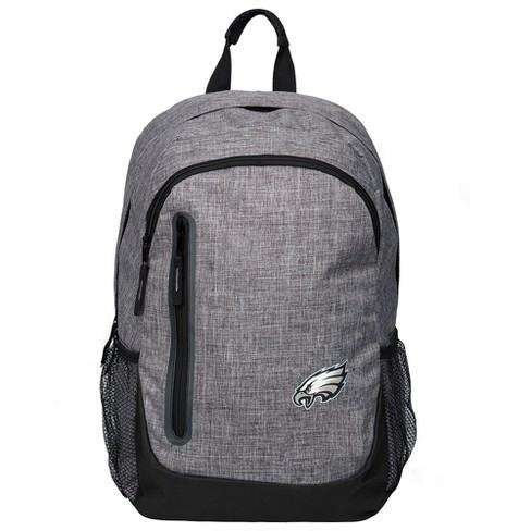 NFL Philadelphia Eagles Forever Collectibles - Heather Grey Bold Color Backpack - image 1 of 3