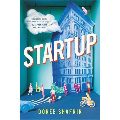 Startup -  Reprint by Doree Shafrir (Paperback) - image 1 of 1