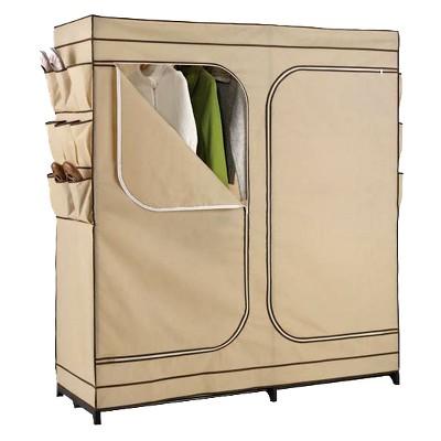 60  Double Door Portable Storage Closet
