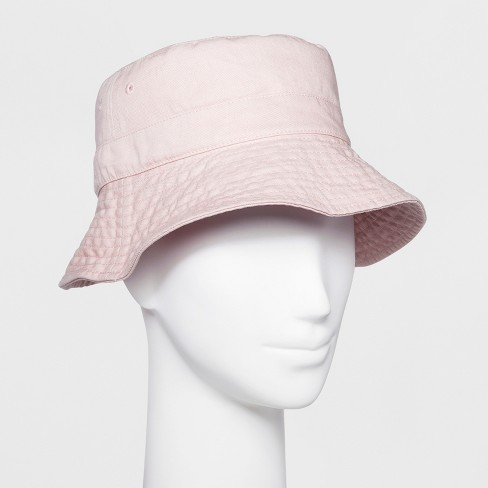3994f41d6680b Women's Bucket Hats - Wild Fable™ Blush