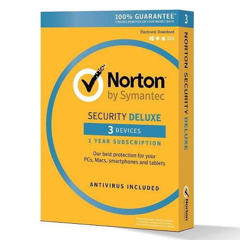 norton security deluxe 3 devices pc software target. Black Bedroom Furniture Sets. Home Design Ideas