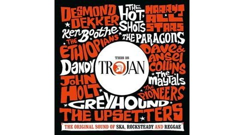 Various - This Is Trojan (Vinyl) - image 1 of 1