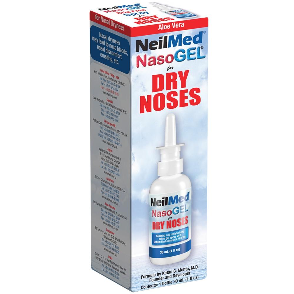 Neilmed NasaGel Drip Free Gel Spray - 1 fl oz