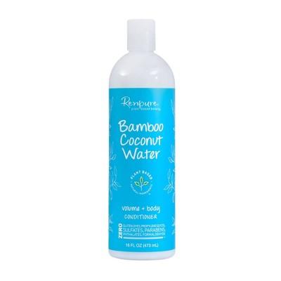 Renpure Bamboo Coconut Water Volume + Body Conditioner - 16 fl oz