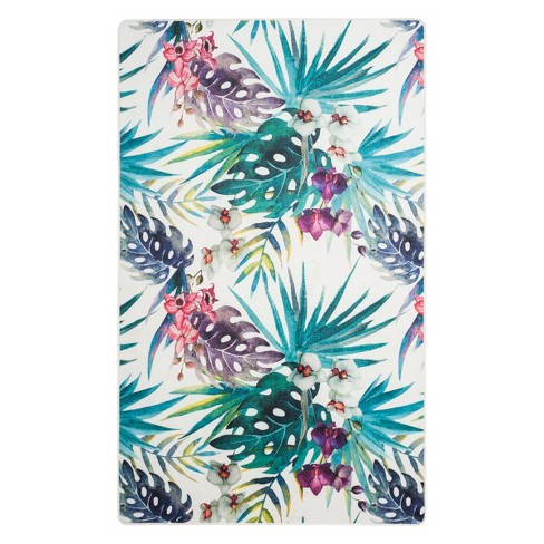 Lynne Floral Loomed Accent Rug - Safavieh - image 1 of 3