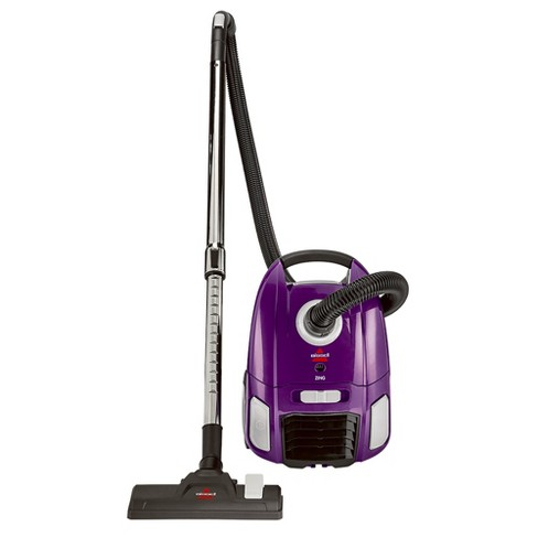 Bis Zing Bagged Canister Vacuum