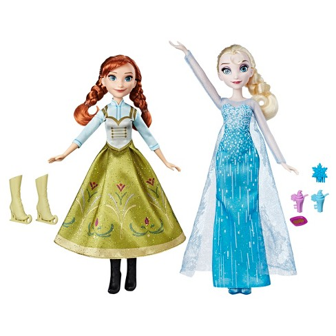 Disney Frozen Sister Snow Day - image 1 of 2