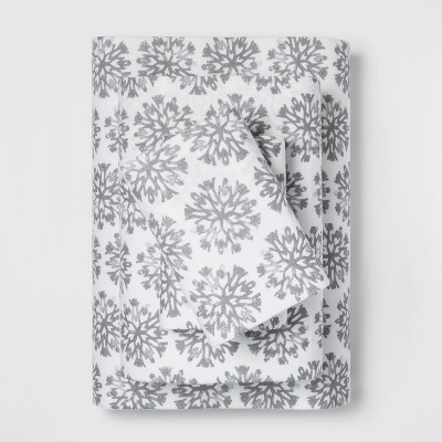 Holiday Flannel Print Sheet Sets   Threshold™ by Threshold