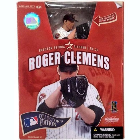 McFarlane Toys MLB Houston Astros Sports Picks Collector's Edition Roger Clemens Action Figure [Houston Astros] - image 1 of 1