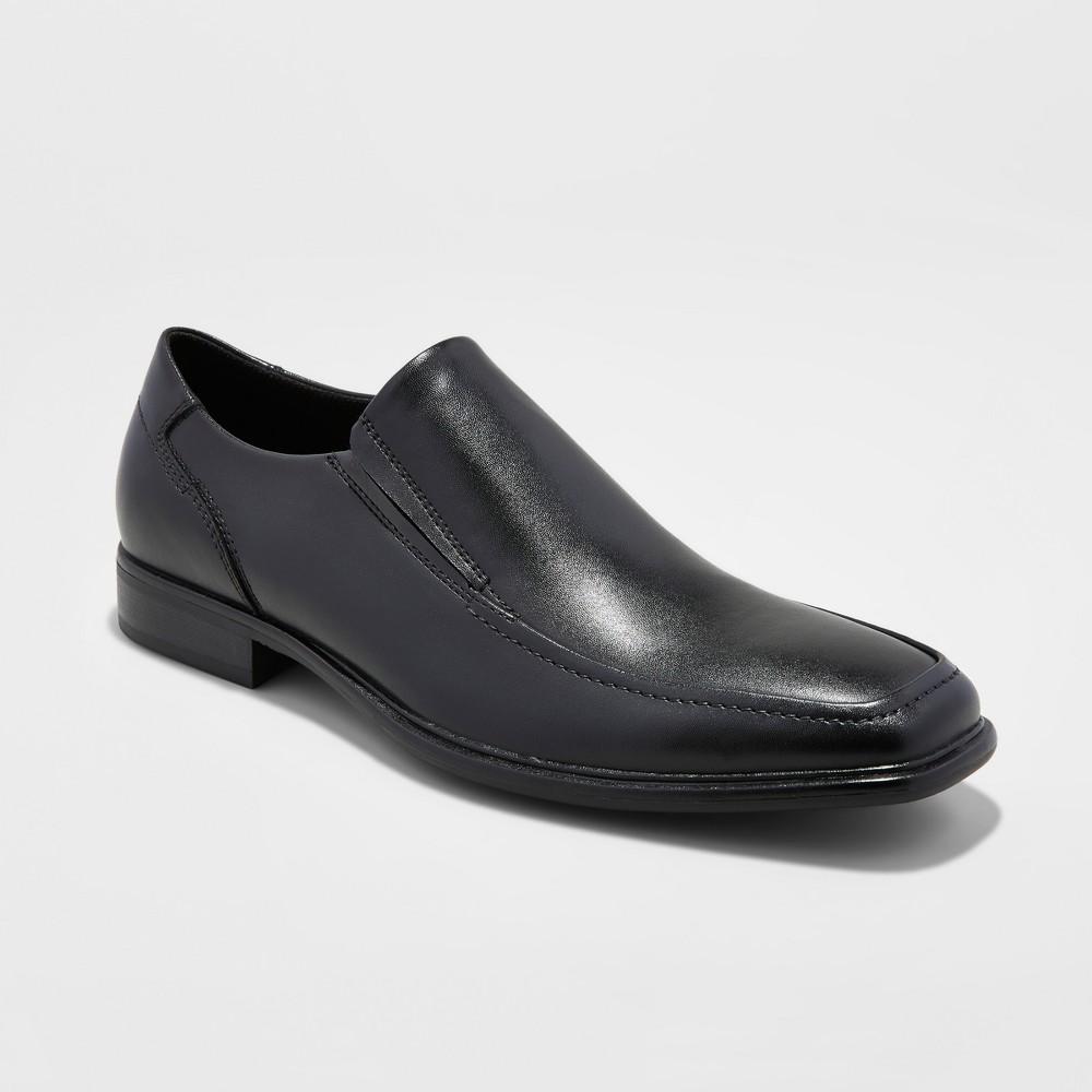 Men 39 S Jefferson Loafer Dress Shoes Goodfellow 38 Co 8482 Black 8 5