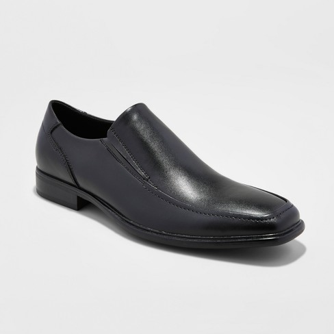 Men's Jefferson Loafer Dress Shoe - Goodfellow & Co™ Black - image 1 of 3