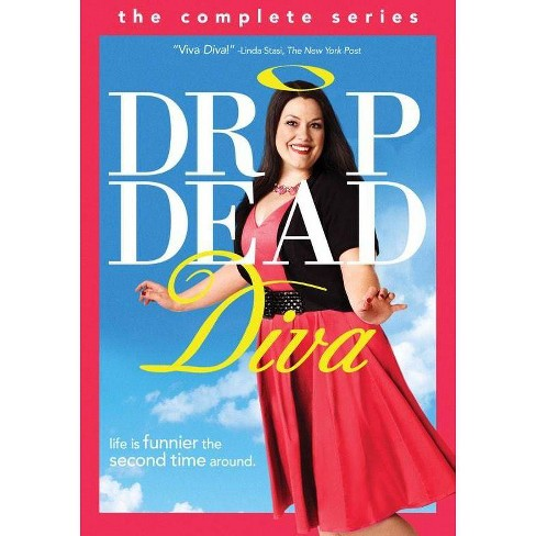 Drop Dead Diva: The Complete Series (DVD) - image 1 of 1