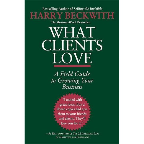 What Clients Love - by  Beckwith (Paperback) - image 1 of 1
