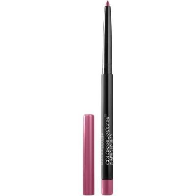 Maybelline Color Sensational Carded Lip Liner Pink Wink - 0.01oz