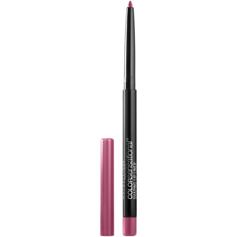 Maybelline Color Sensational Carded Lip Liner Pink Wink - 0.01oz - image 1 of 4