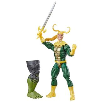"Marvel Legends Series Loki 6"" Collectible Marvel Comics Action Figure Toy"