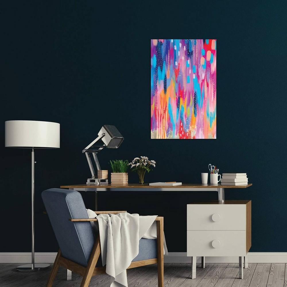 18 34 X 12 34 No 5 By Ettavee Unframed Wall Canvas Print Icanvas