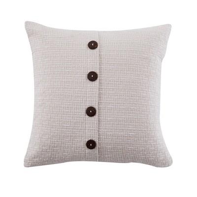 Kassandra Button Decorative Pillow - Levtex Home
