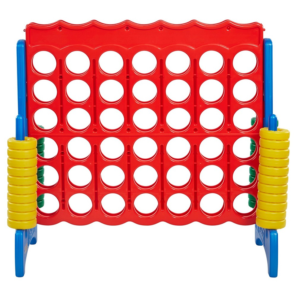 4-To-Score Oversized Game, Multi-Colored