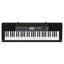 Casio CTK-2500 Portable Keyboard - Black