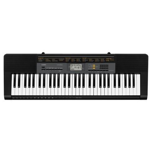 Casio CTK-2500 Portable Keyboard - Black - image 1 of 4