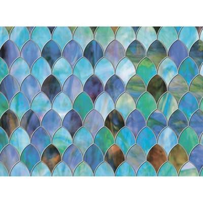 Brewster Peacock Window Premium Film