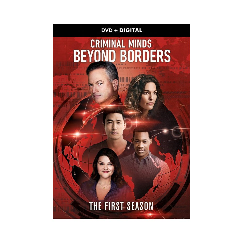 Criminal Minds: Beyond Borders - Season 1 (Dvd)