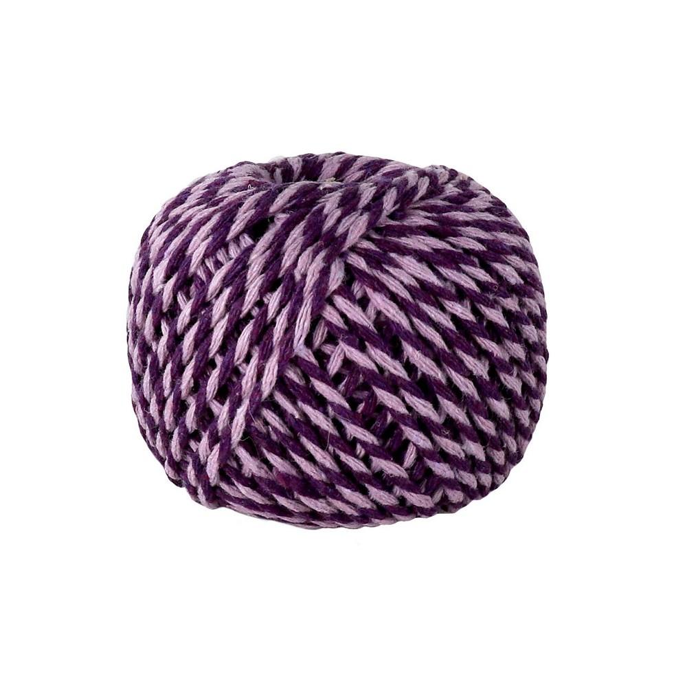 Purple Chunky Bakers Twine - Spritz