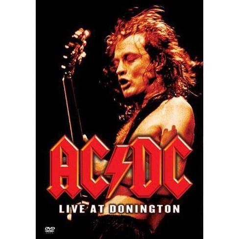 Ac/Dc: Live At Donington (DVD) - image 1 of 1