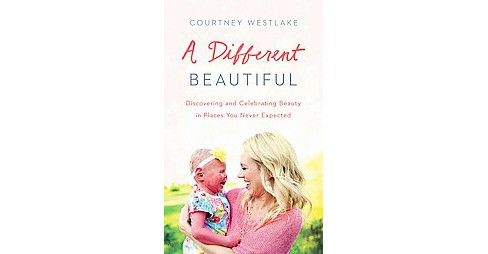 Different Beautiful : Discovering and Celebrating Beauty in Places You Never Expected (Paperback) - image 1 of 1