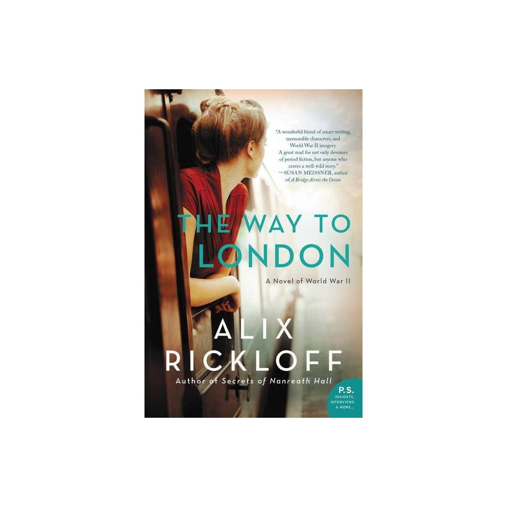 The Way To London By Alix Rickloff Paperback