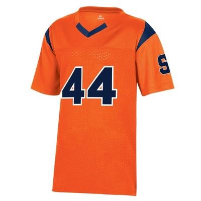 NCAA Syracuse Orange Boys' Short Sleeve Jersey