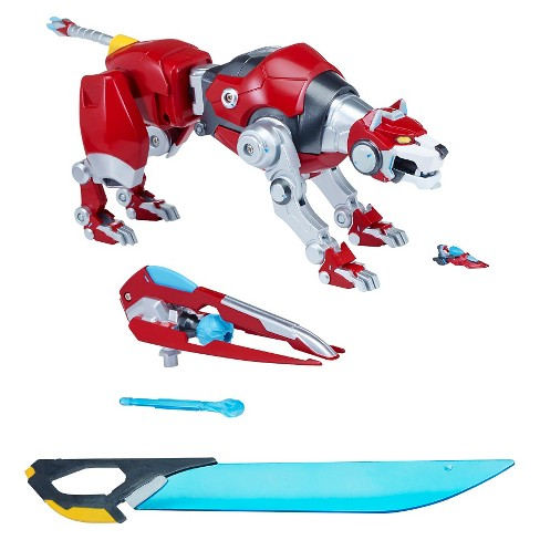 Voltron Legendary Lion - Red - image 1 of 10