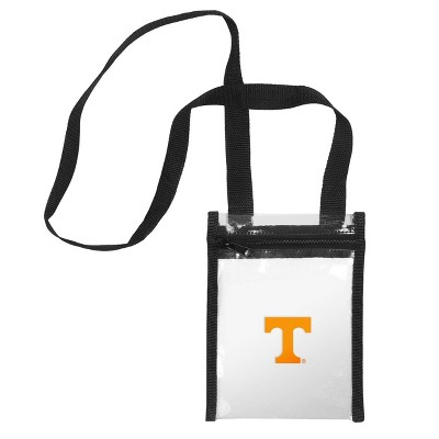 NCAA Tennessee Volunteers Clear Crossbody Messenger Bag