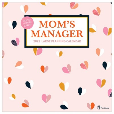2022 Wall Calendar Mom's Manager- The Time Factory