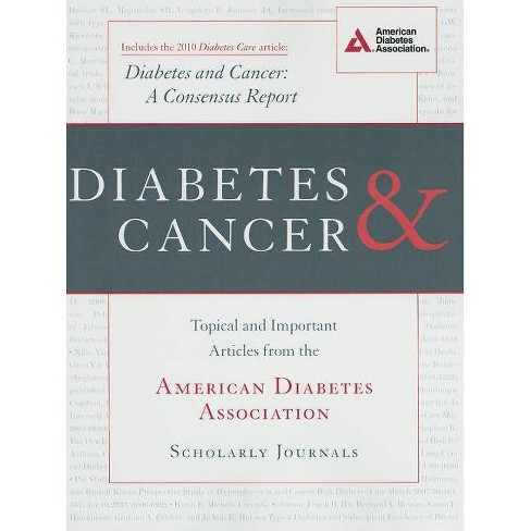 Diabetes and Cancer - (Paperback) - image 1 of 1