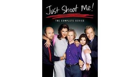 Just Shoot Me:Complete Series (DVD) - image 1 of 1