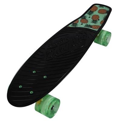 "Kryptonics 22.5"" Originals Skateboard - Black"