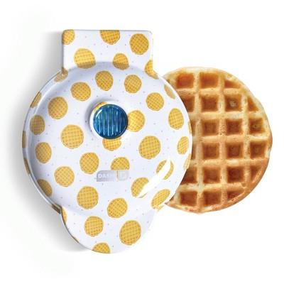 Dash Mini Waffle Maker Waffle Print