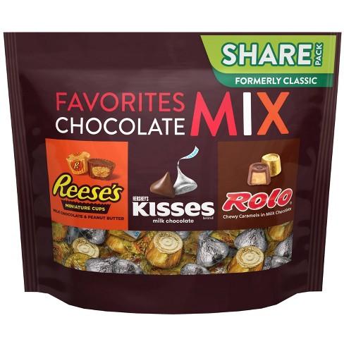 Hershey's Trio Assortment Chocolate Candy - 10oz - image 1 of 5